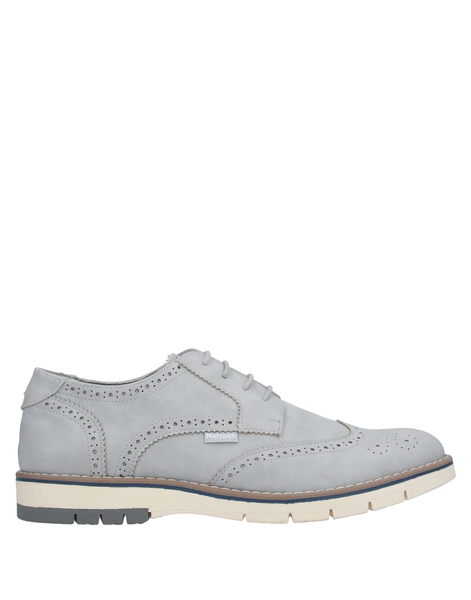 цена REFRESH Обувь на шнурках онлайн в 2017 году