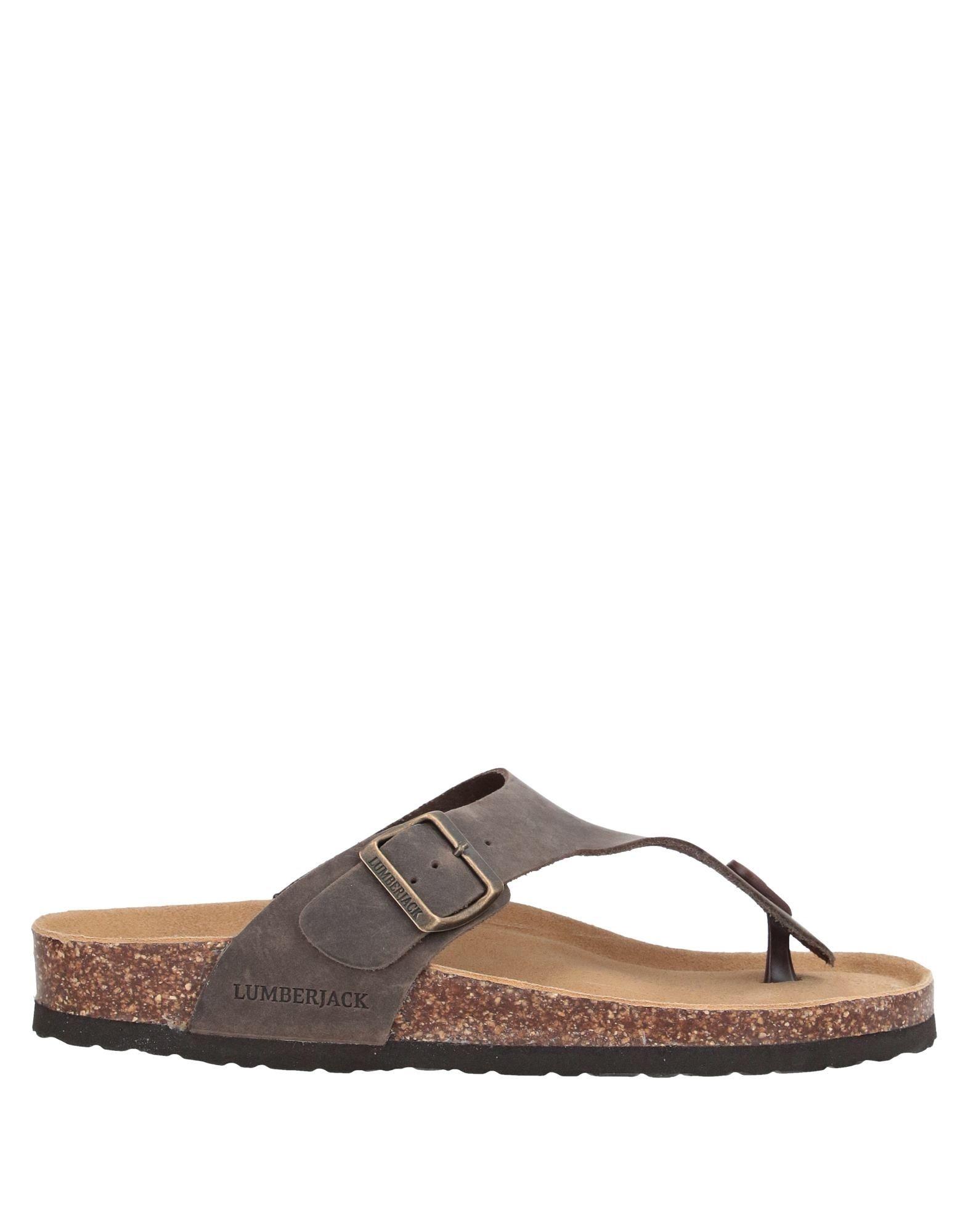 мужские резиновые сандалии
