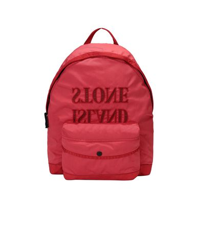 STONE ISLAND JUNIOR 90368  Backpack Man Coral USD 335