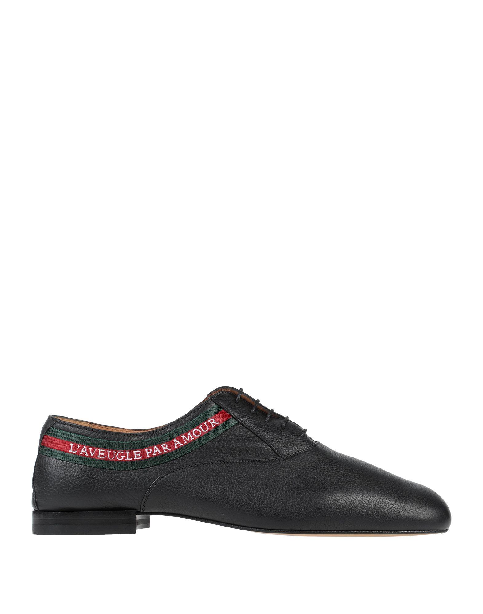 GUCCI Lace-up shoes - Item 11885998