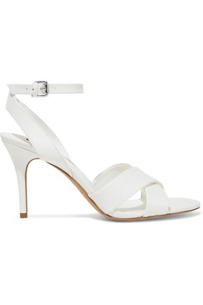 DKNY Ivy leather sandals