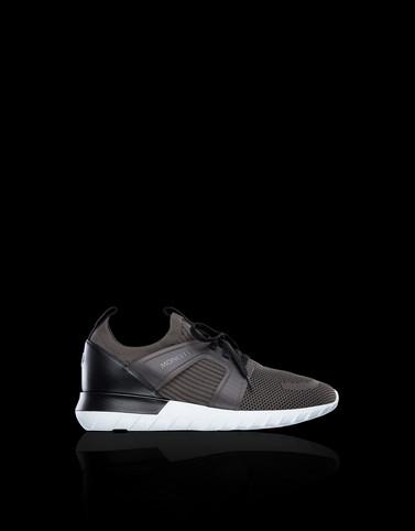 EMILIEN Khaki Sneakers Man