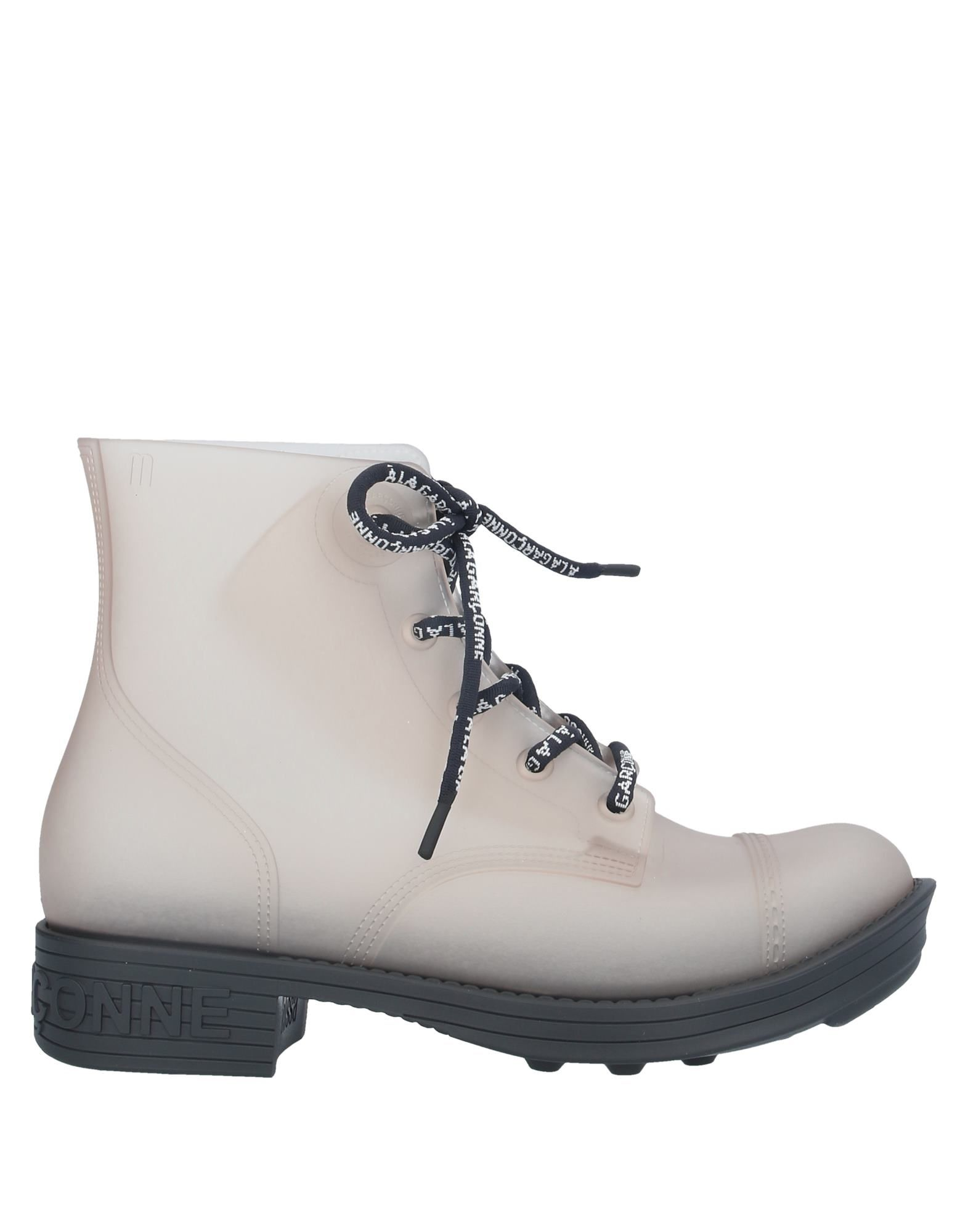 MELISSA / À LA GARÇONNE Полусапоги и высокие ботинки
