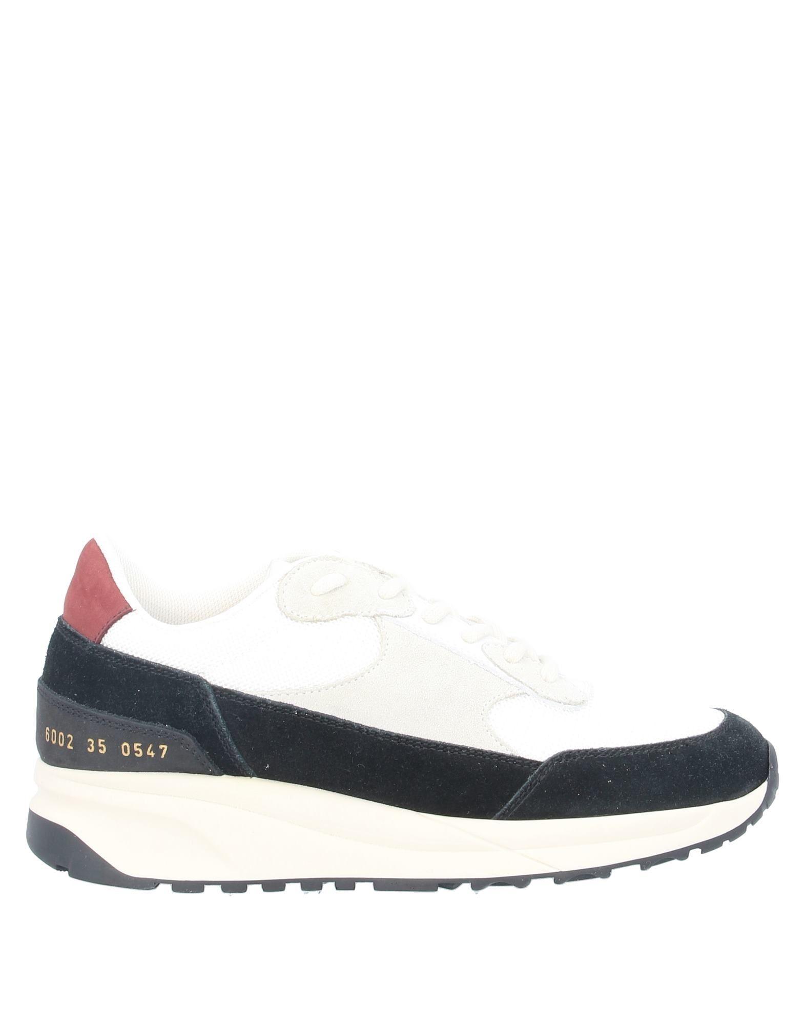 WOMAN by COMMON PROJECTS Низкие кеды и кроссовки common projects обувь на шнурках