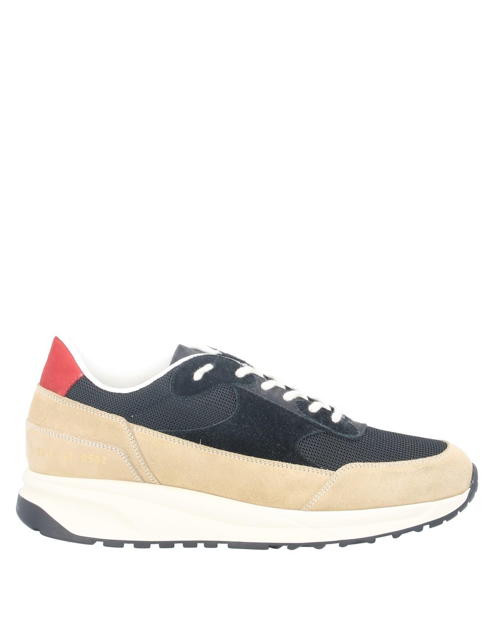 COMMON PROJECTS Низкие кеды и кроссовки common projects обувь на шнурках