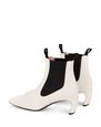 LANVIN Boots Woman LEATHER J ANKLE BOOTS f