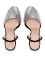 LANVIN Pumps Woman RHINESTONE J SANDALS f