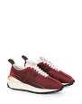 LANVIN Sneakers Woman SATIN BUMPER TRAINERS f