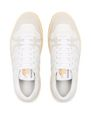LANVIN Sneakers Woman LEATHER CLAY LOW-TOP SNEAKERS f