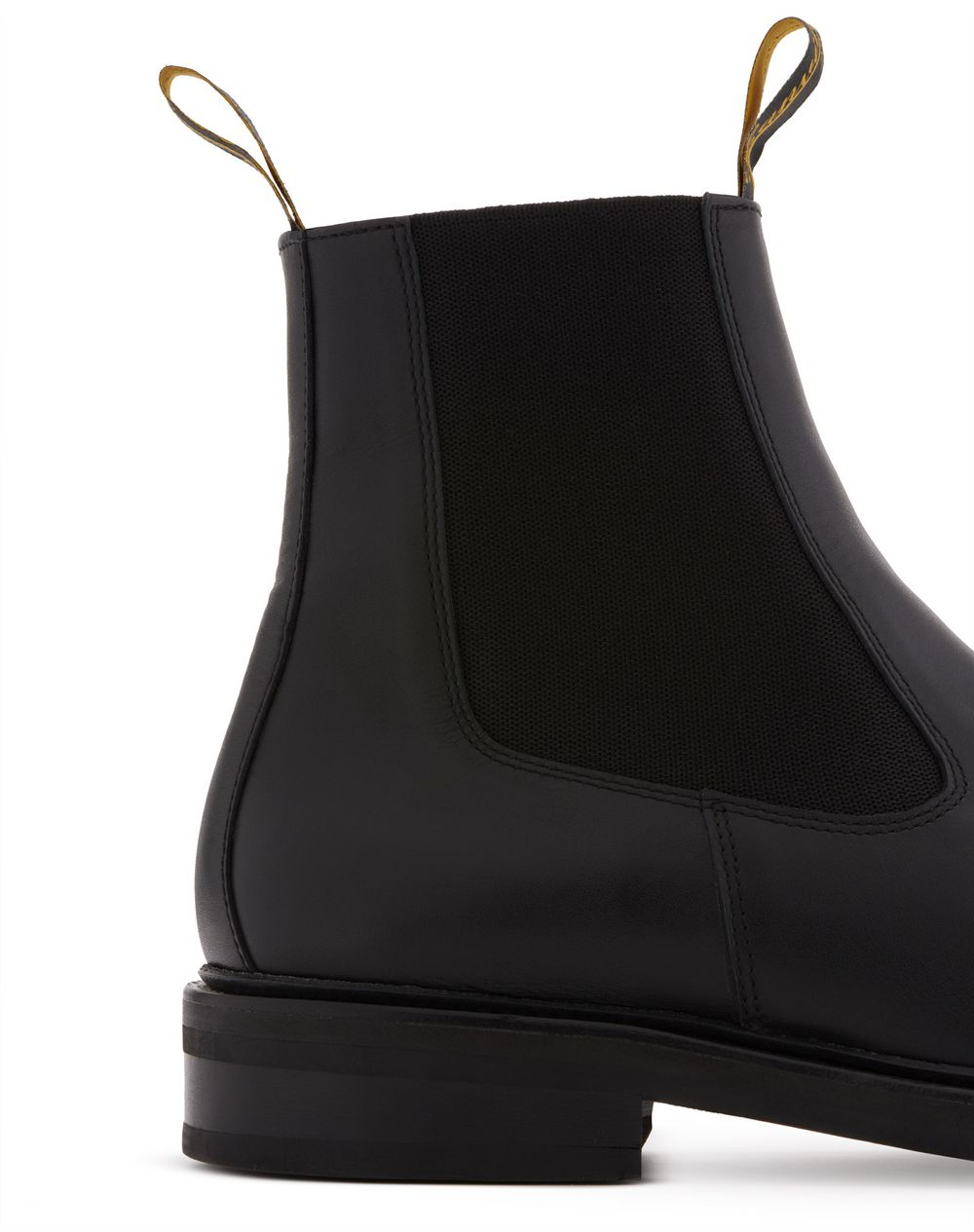 LEATHER CHELSEA BOOTS - Lanvin