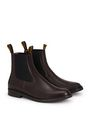 LANVIN Boots Man LEATHER CHELSEA BOOTS f