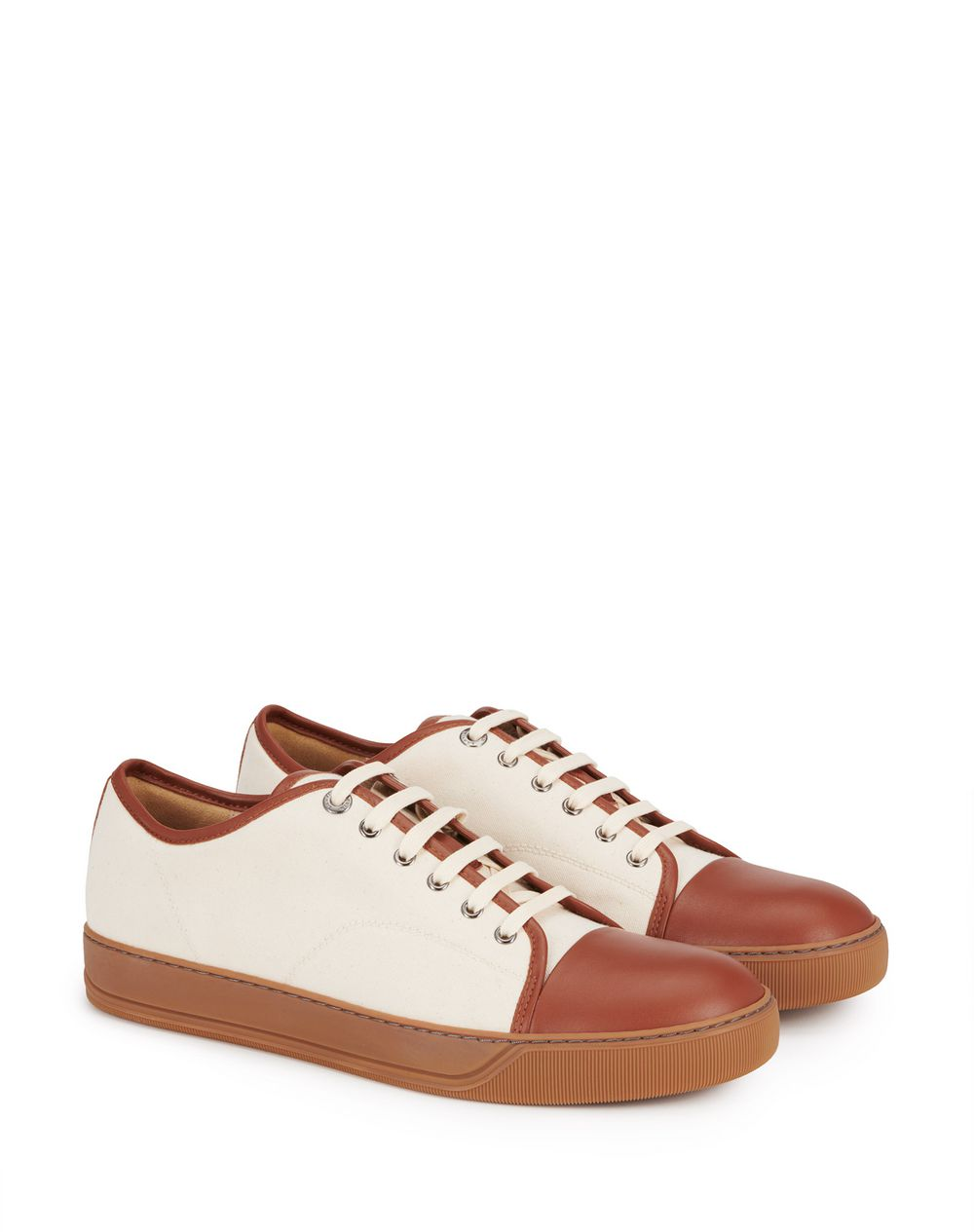 CANVAS DBB1 SNEAKERS - Lanvin