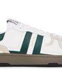 LANVIN Sneakers Man LEATHER CLAY LOW-TOP TRAINERS f