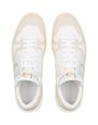 LANVIN Sneakers Man LEATHER CLAY HIGH-TOP TRAINERS f