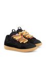 LANVIN Sneakers Man LEATHER CURB SNEAKERS f