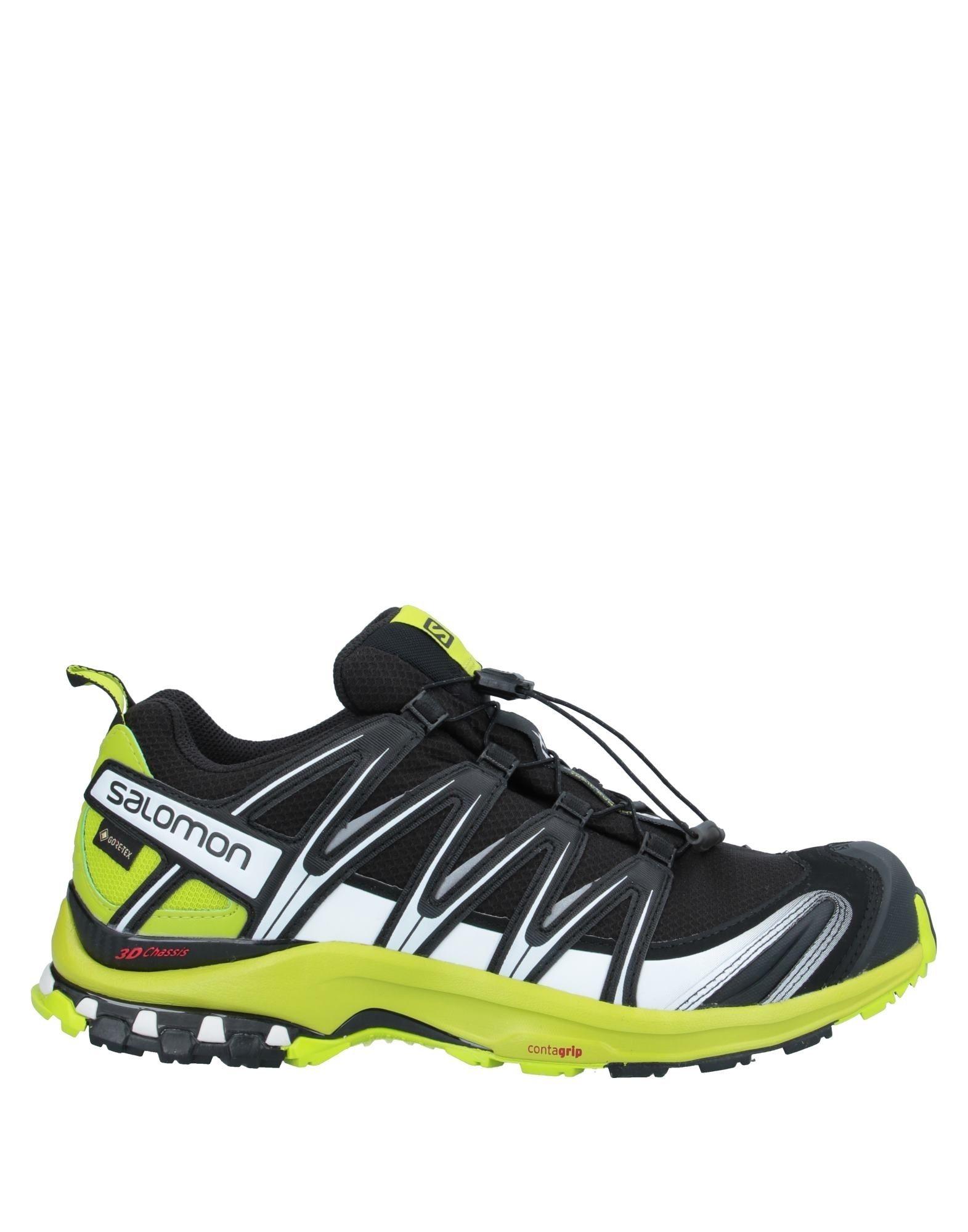 SALOMON Низкие кеды и кроссовки кроссовки мужские salomon snowcross 2 cswp цвет черный l40470400 размер 12 46