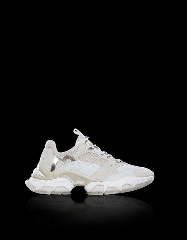 LEAVE NO TRACE White Sneakers Woman