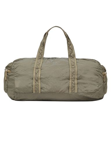 STONE ISLAND 91035 NYLON METAL WATRO RIPSTOP_PACKABLE  Travel & duffel bag Man Dark Beige USD 152