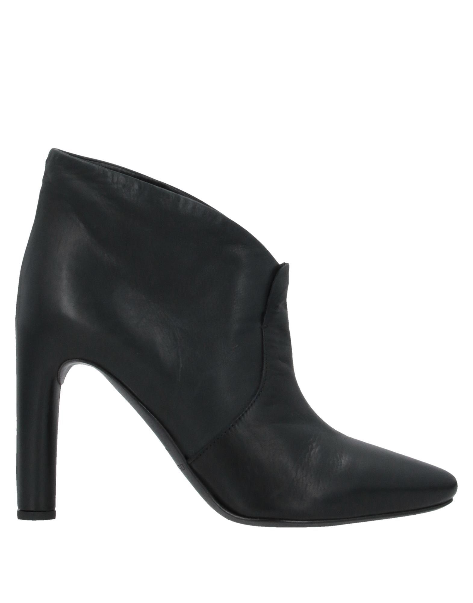DEL CARLO Полусапоги и высокие ботинки del carlo полусапоги и высокие ботинки