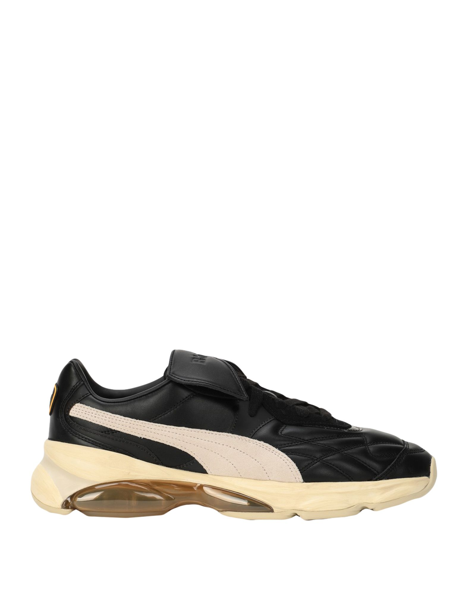 《セール開催中》PUMA x RHUDE メンズ スニーカー&テニスシューズ(ローカット) ブラック 6 紡績繊維 / 柔らかめの牛革 Cell King RHUDE Oatmeal