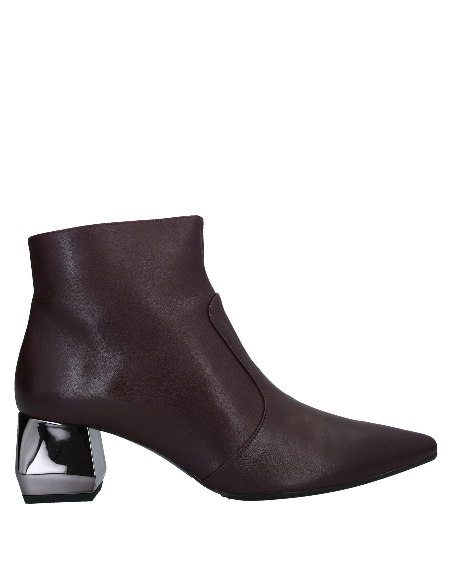 Фото - ANNA BAIGUERA Полусапоги и высокие ботинки anna baiguera полусапоги и высокие ботинки