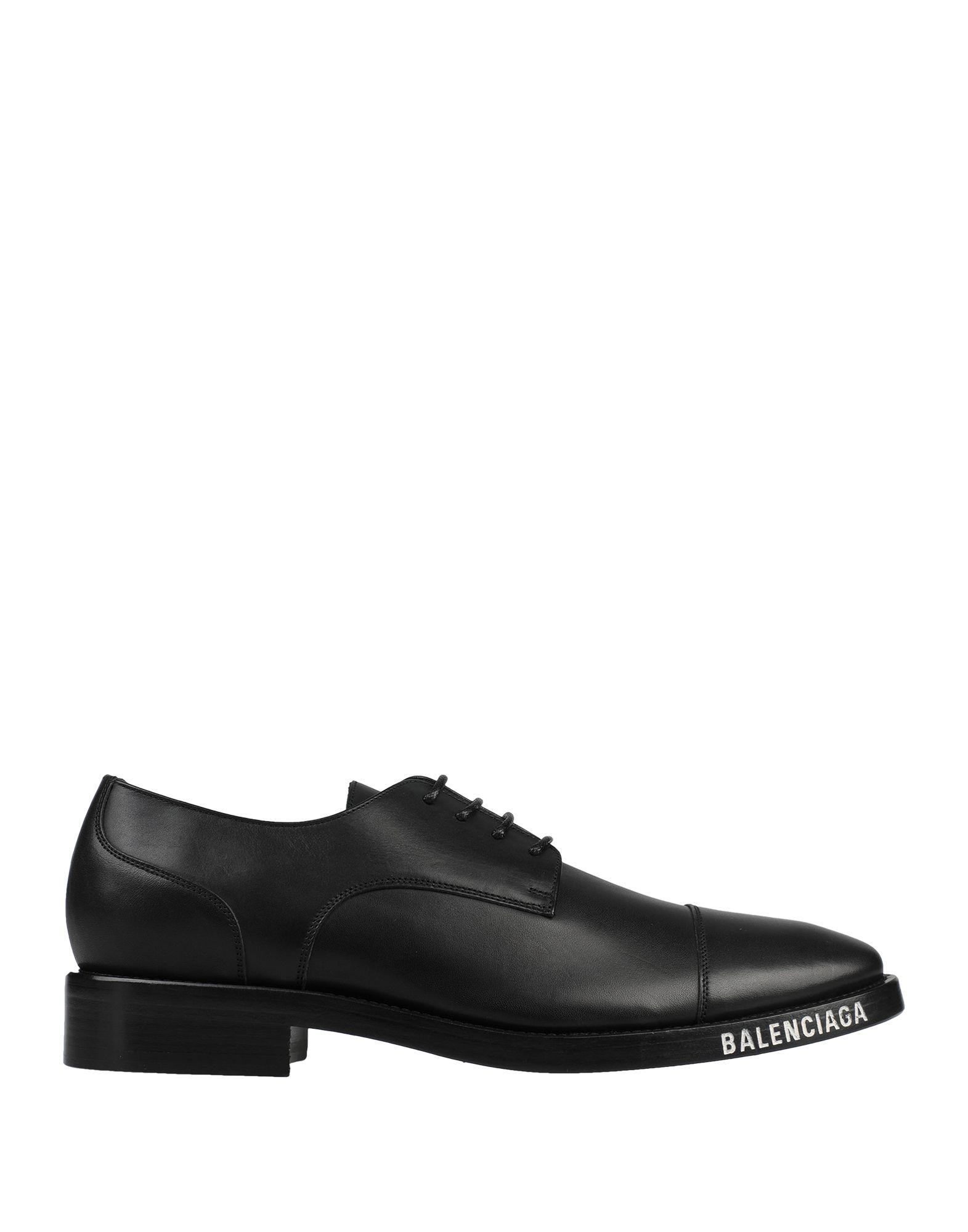 BALENCIAGA Lace-up shoes - Item 11910727