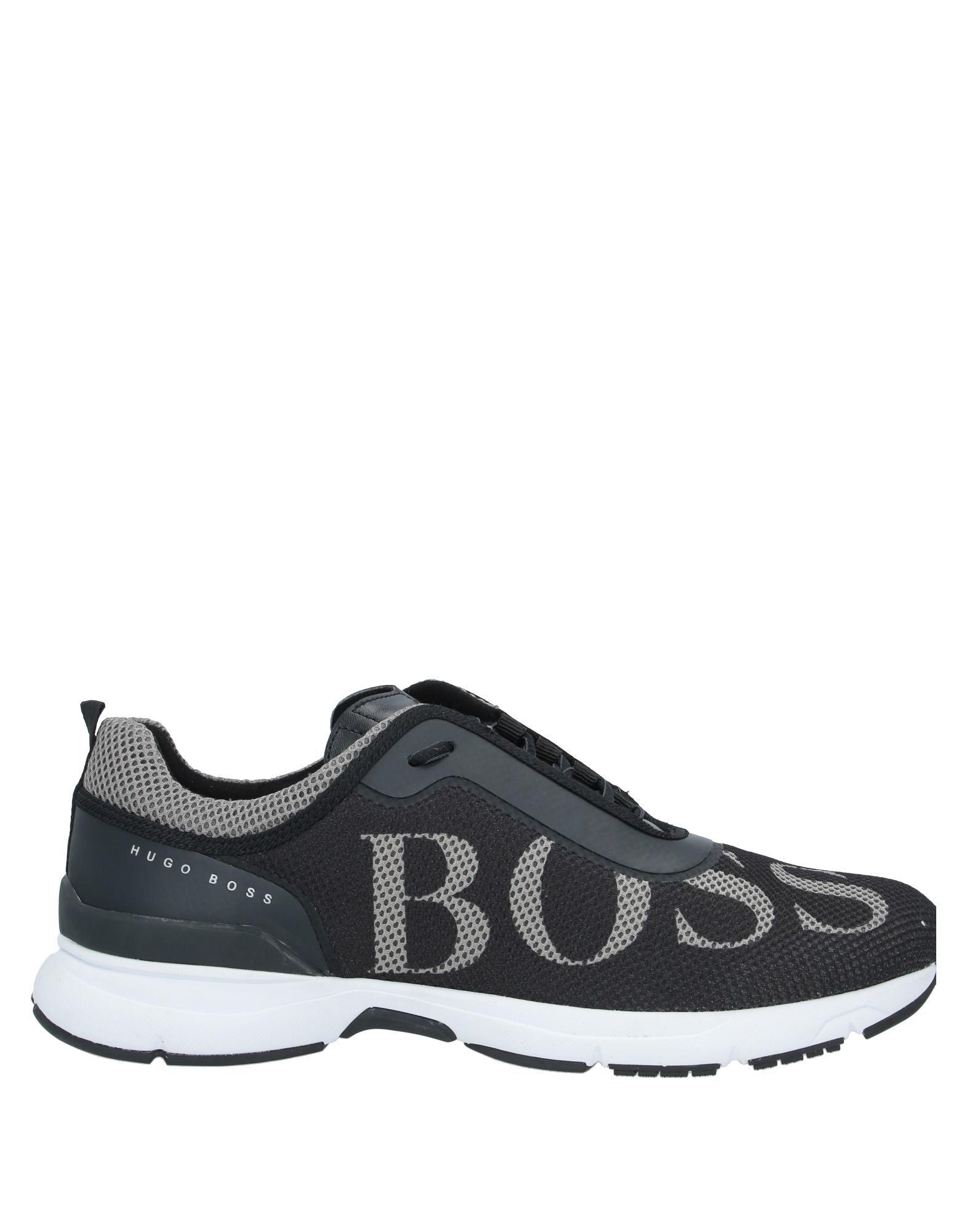 BOSS HUGO BOSS Низкие кеды и кроссовки boss orange высокие кеды и кроссовки