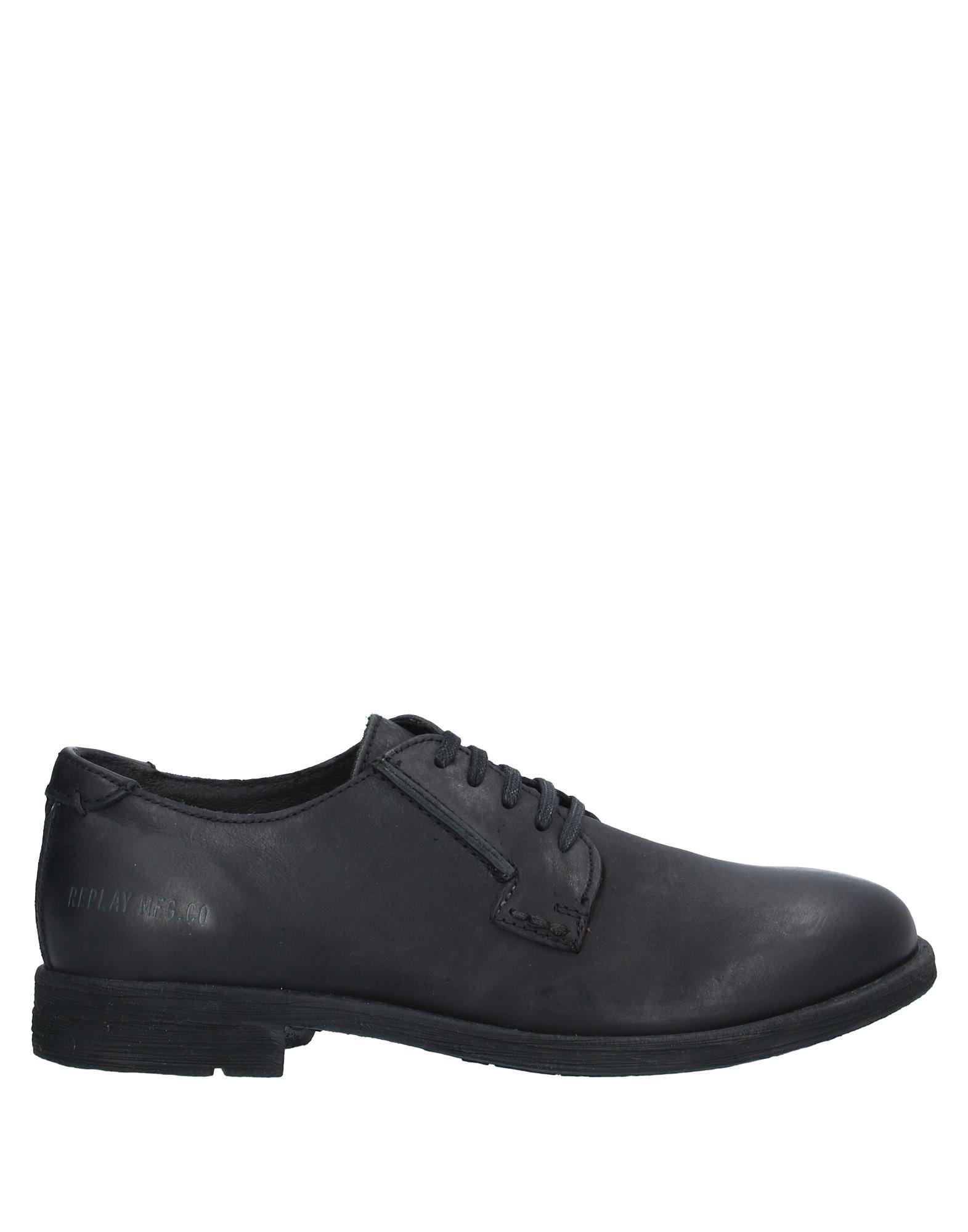 REPLAY Обувь на шнурках wys watch your step обувь на шнурках
