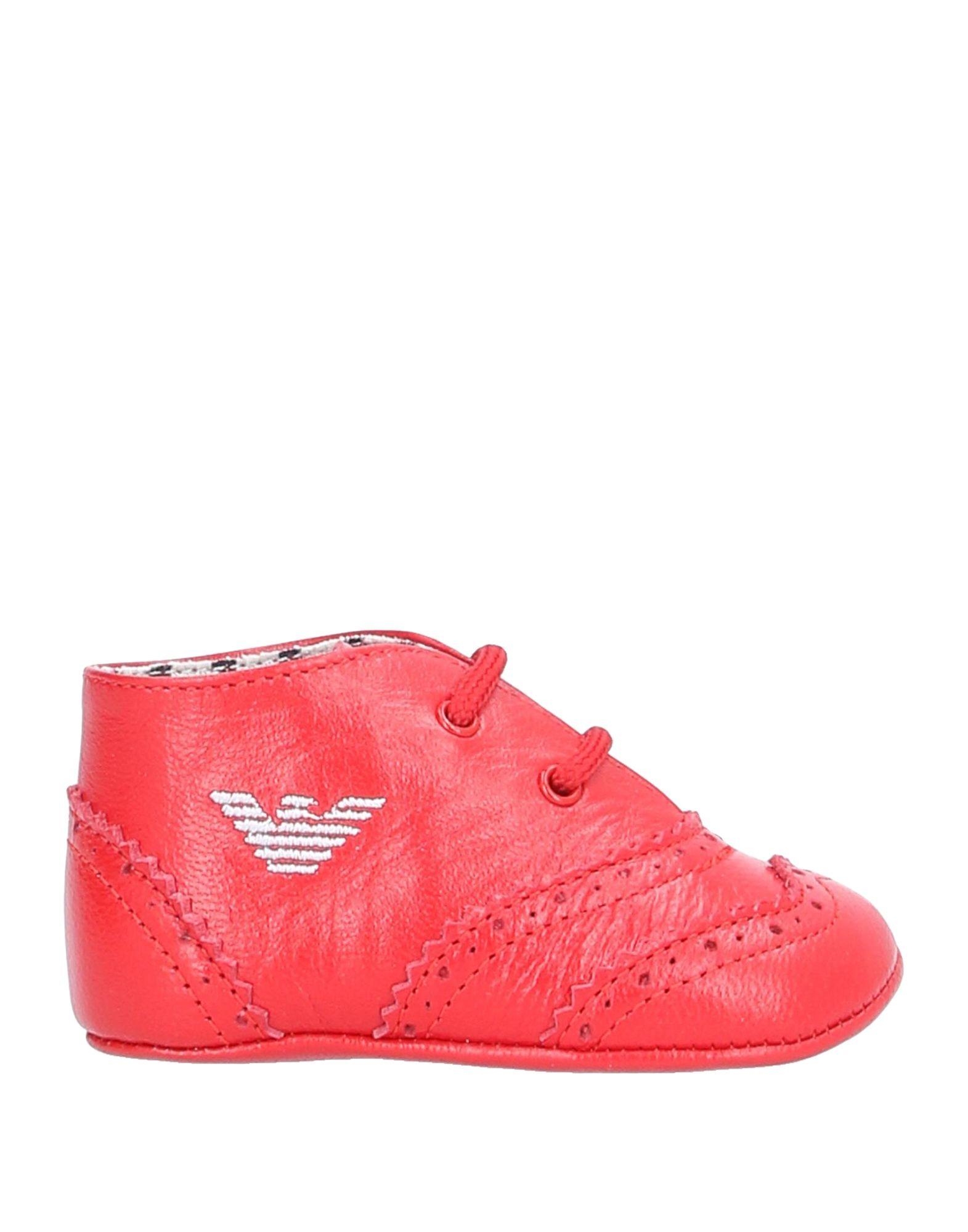 EMPORIO ARMANI Обувь для новорожденных