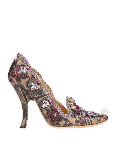 Мокасины Dolce&Gabbana 11918860AI