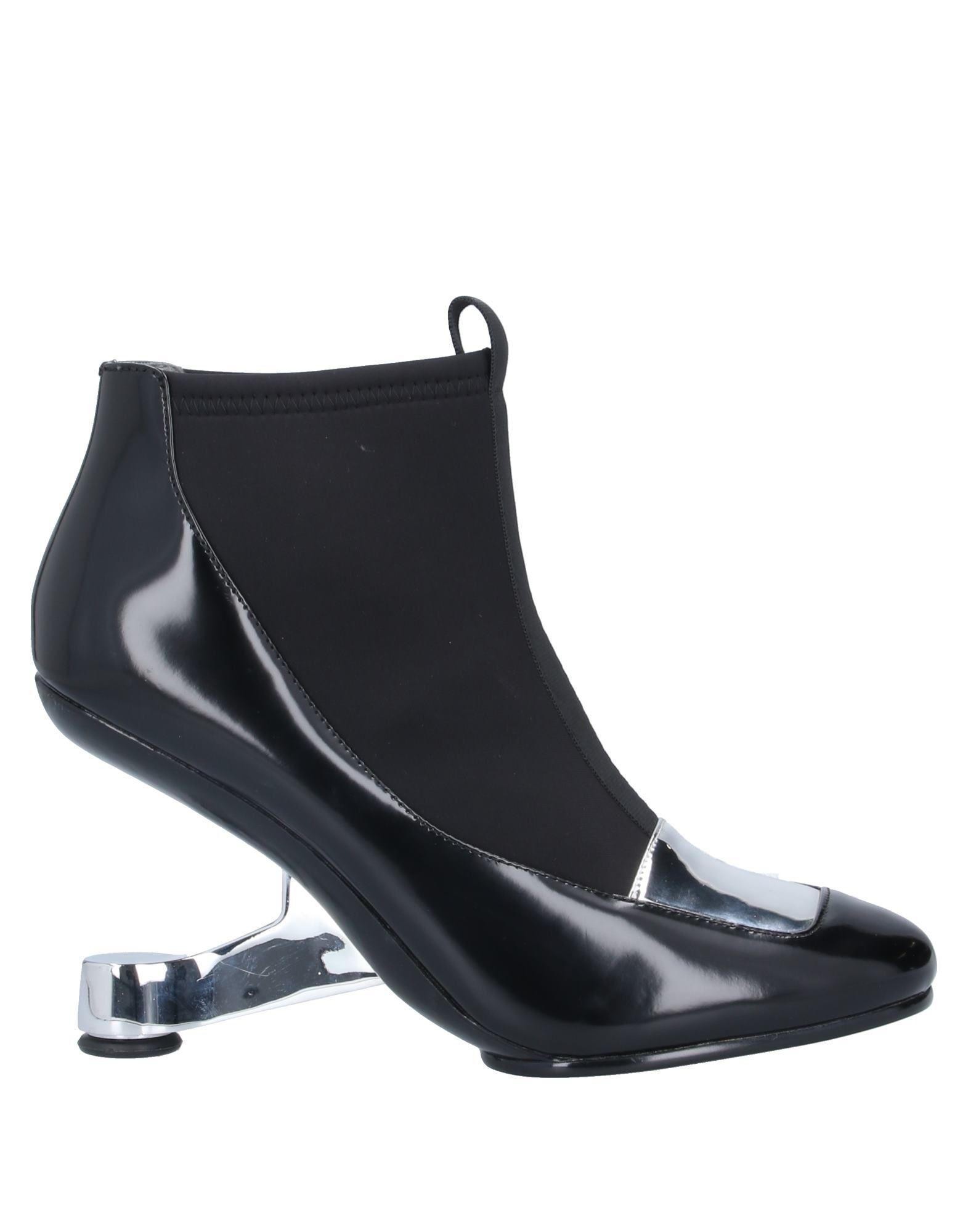 цена UNITED NUDE Полусапоги и высокие ботинки онлайн в 2017 году
