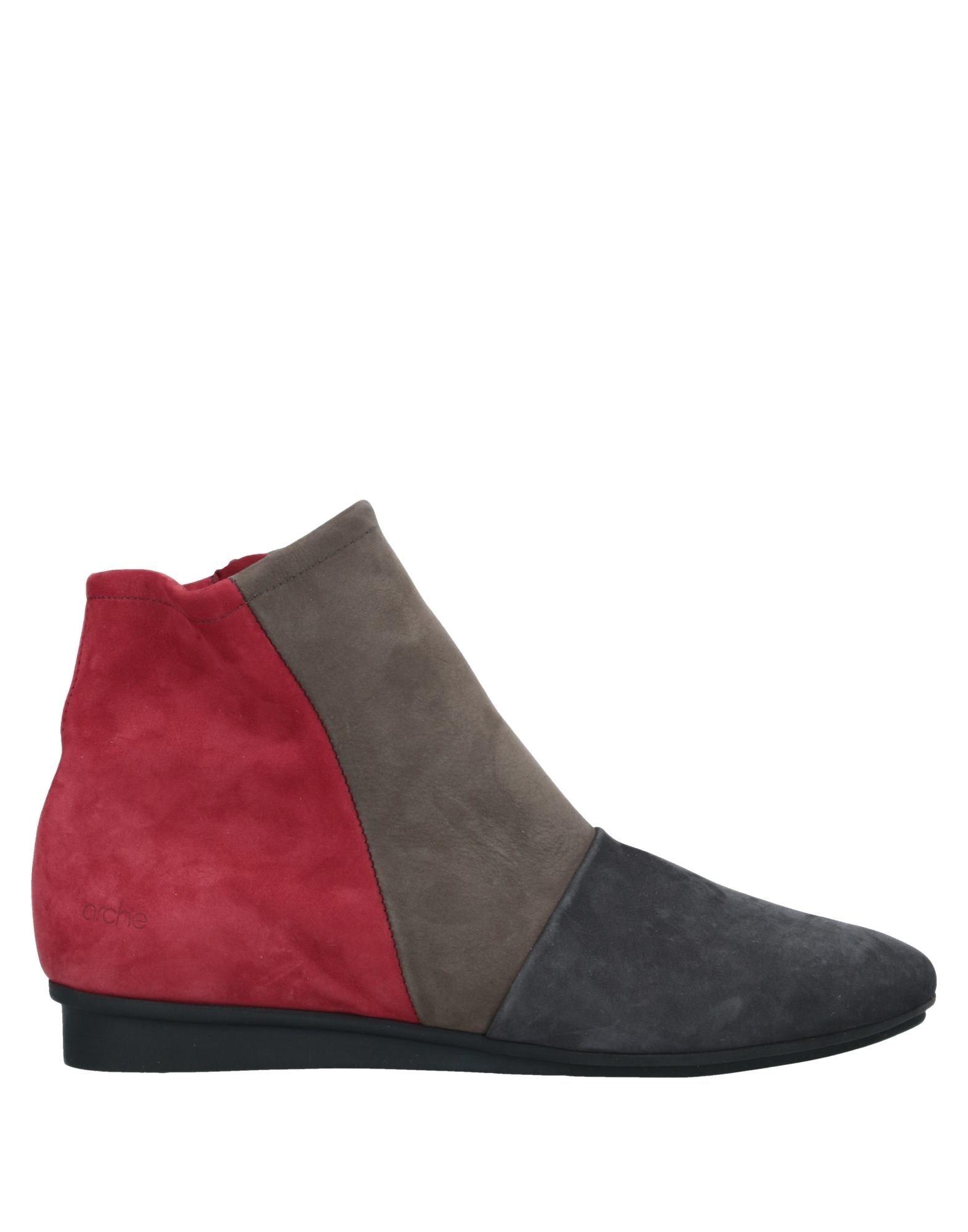 ARCHE Полусапоги и высокие ботинки arche мокасины