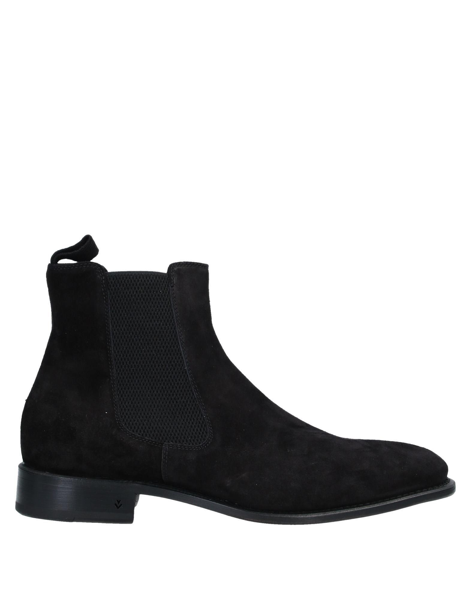 JOHN VARVATOS Полусапоги и высокие ботинки