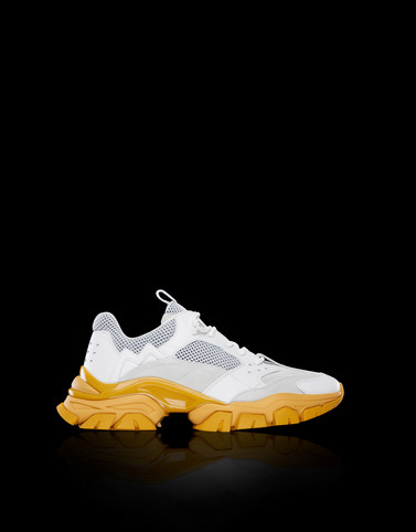 LEAVE NO TRACE White Sneakers Man