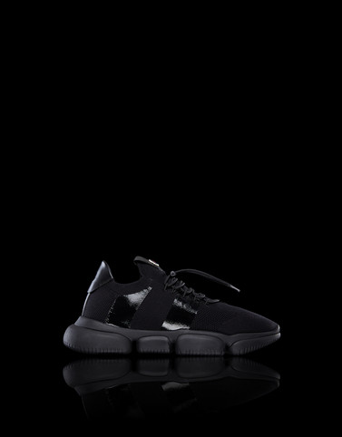 THE BUBBLE SNEAKER Black Sneakers Man