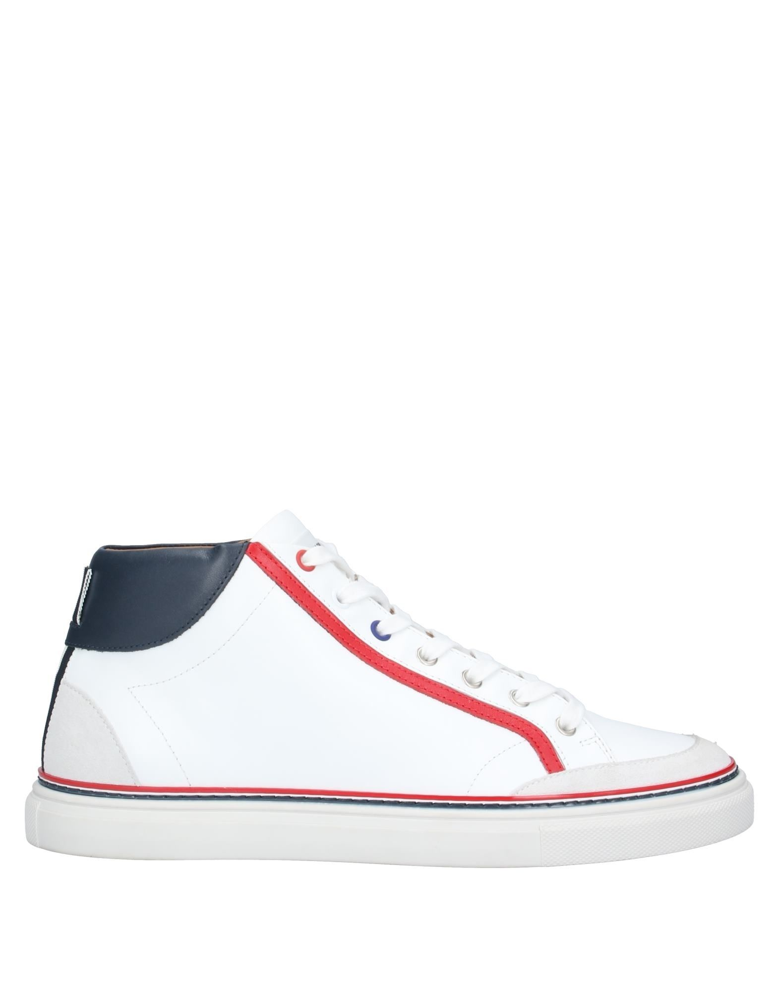 THOM BROWNE Sneakers. suede effect, logo, solid color, laces, round toeline, flat, leather lining, rubber cleated sole, contains non-textile parts of animal origin. Calfskin