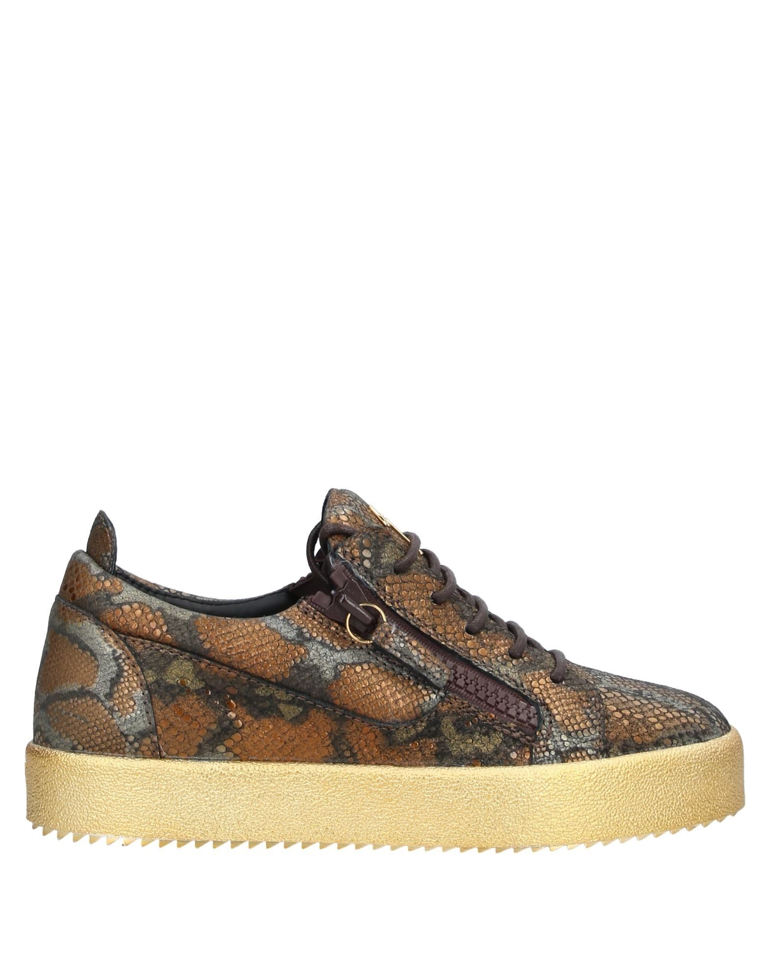 GIUSEPPE ZANOTTI Low-tops & sneakers - Item 11931312