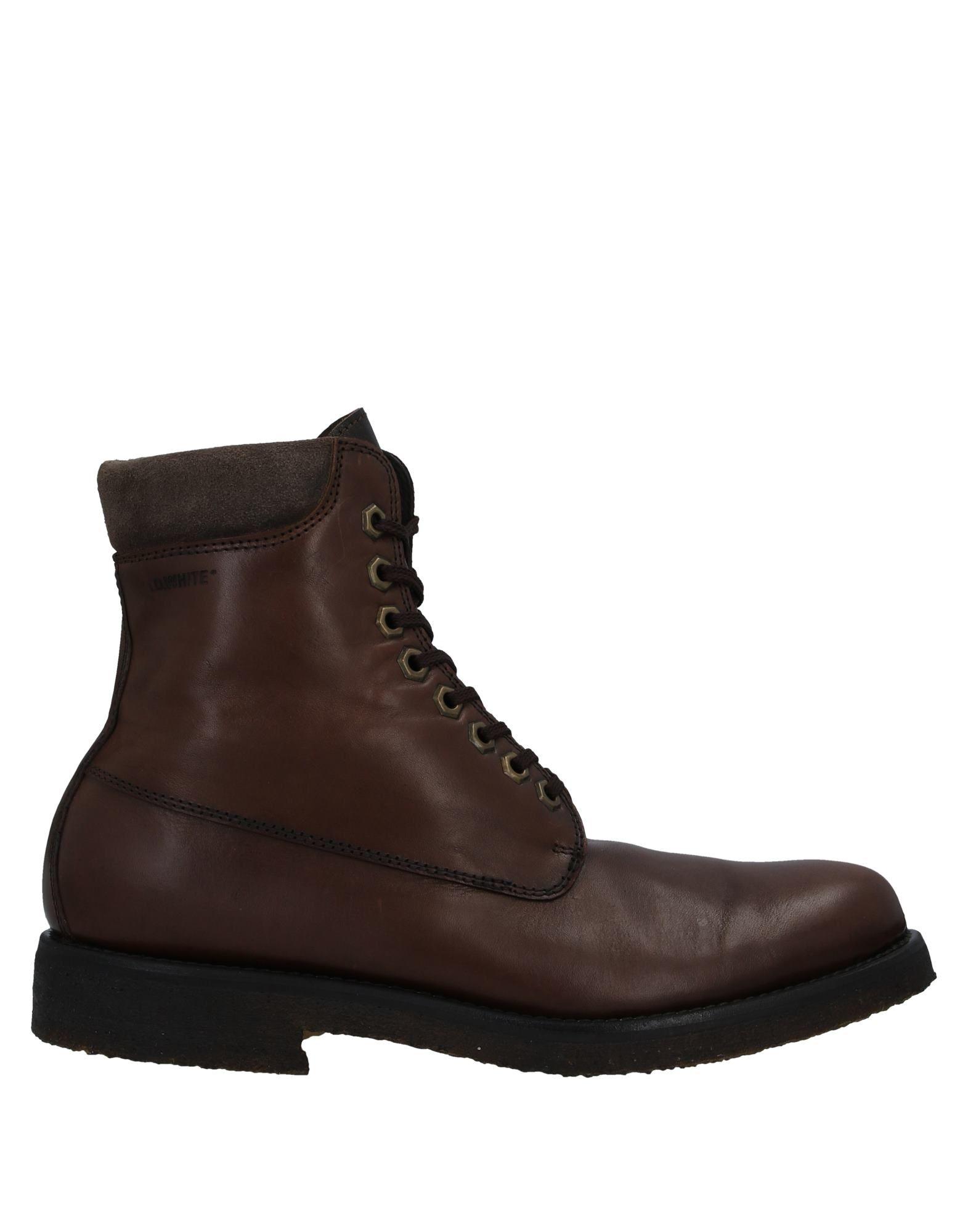 LO.WHITE Полусапоги и высокие ботинки ботинки tapiboo размер 30 черный