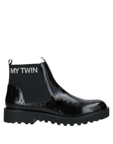 Полусапоги и высокие ботинки MY TWIN TWINSET