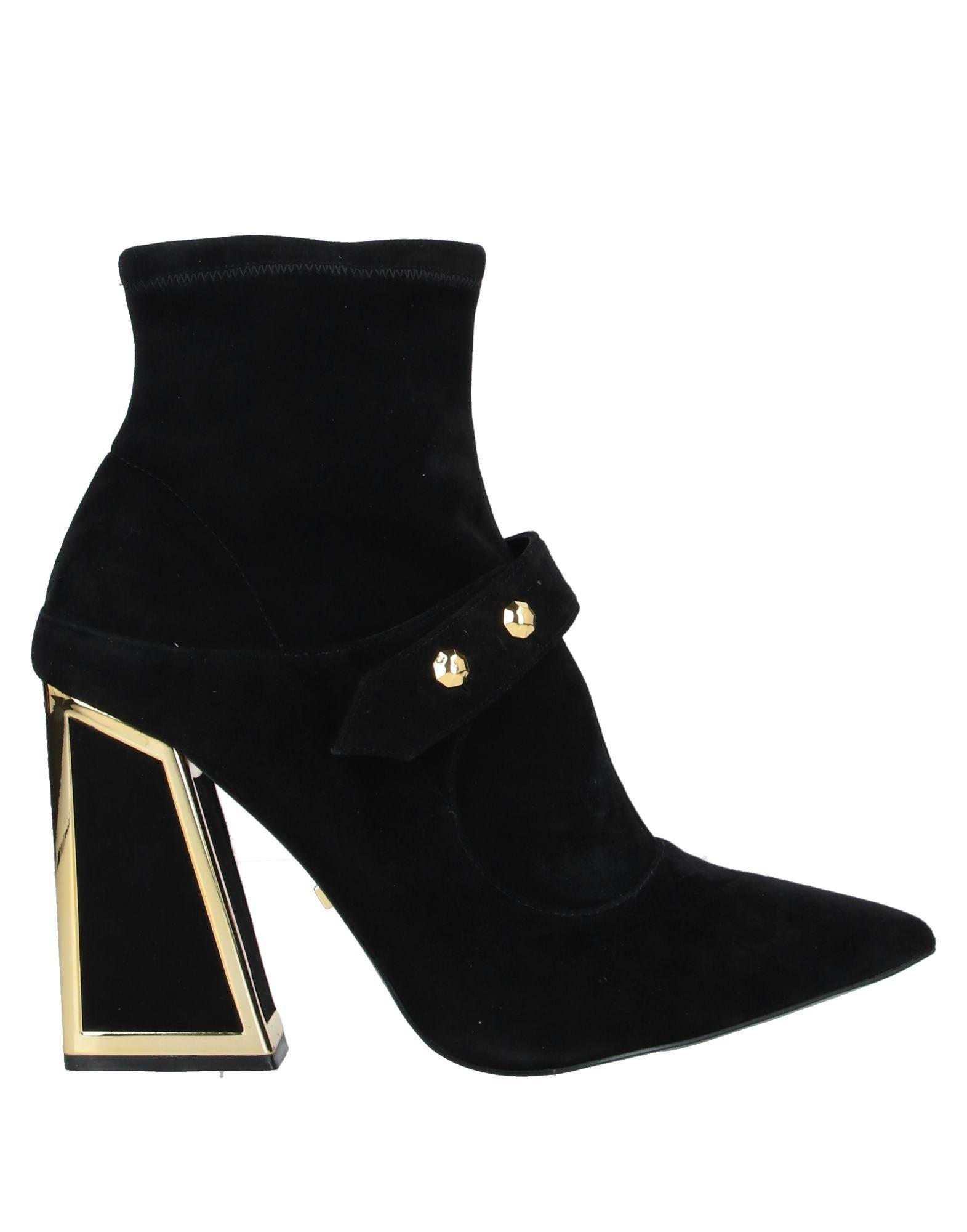KAT MACONIE Полусапоги и высокие ботинки kat maconie ботинки