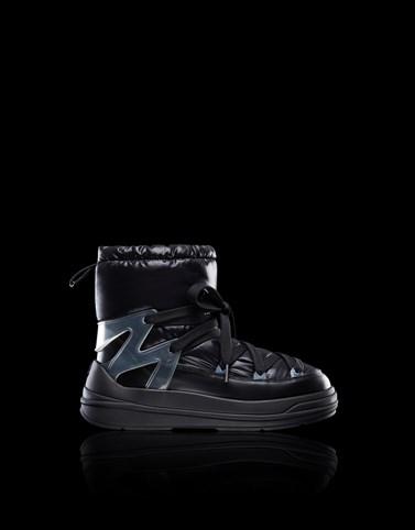 INSOLUX Black Shoes Woman