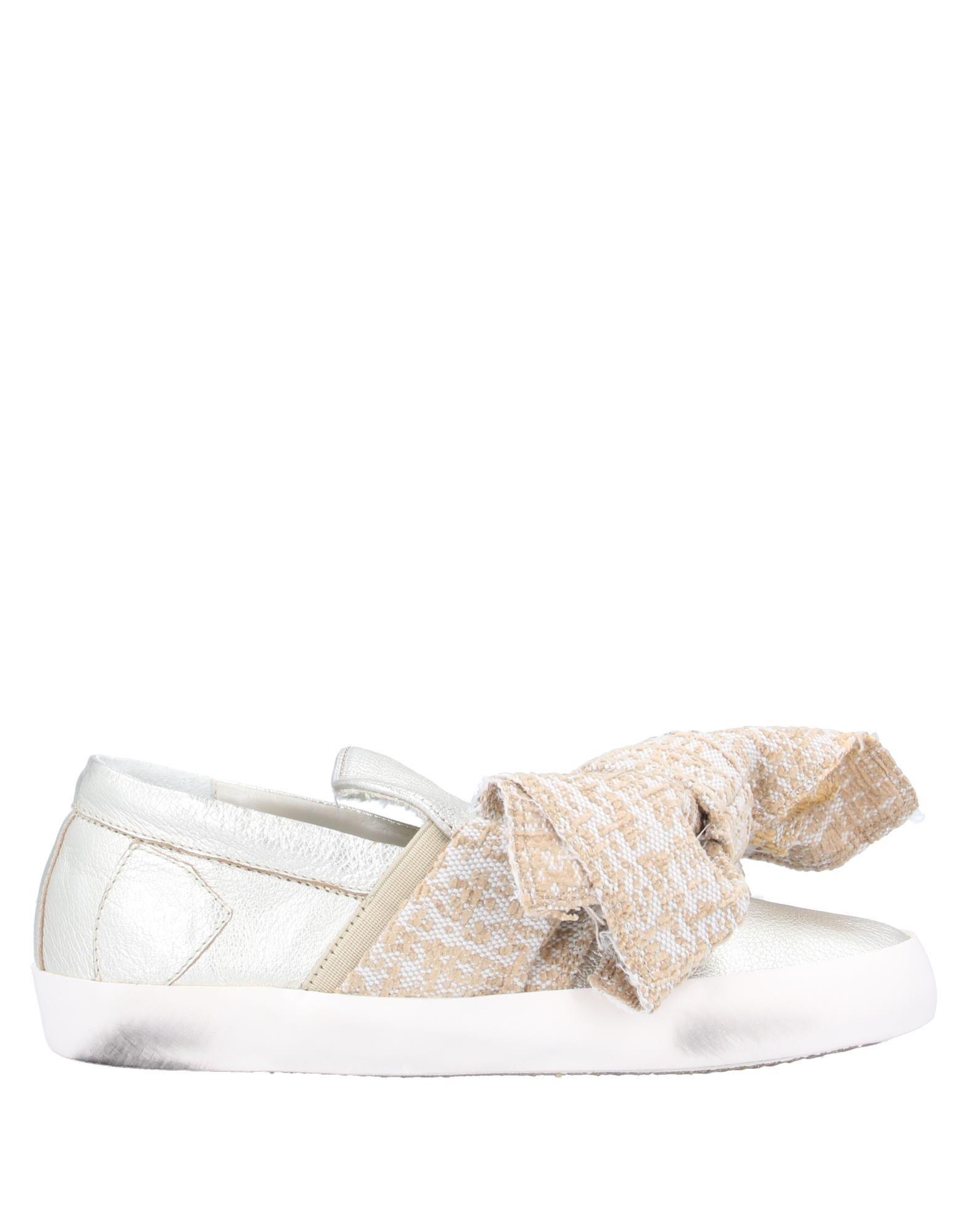 Фото - PHILIPPE MODEL Низкие кеды и кроссовки philippe model низкие кеды и кроссовки