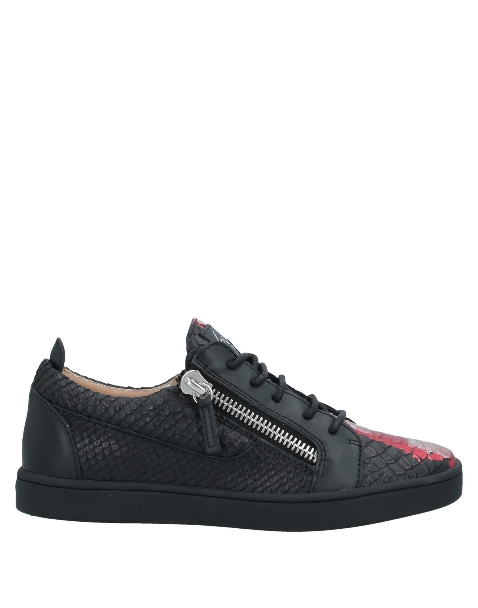 GIUSEPPE ZANOTTI Low-tops & sneakers - Item 11937930