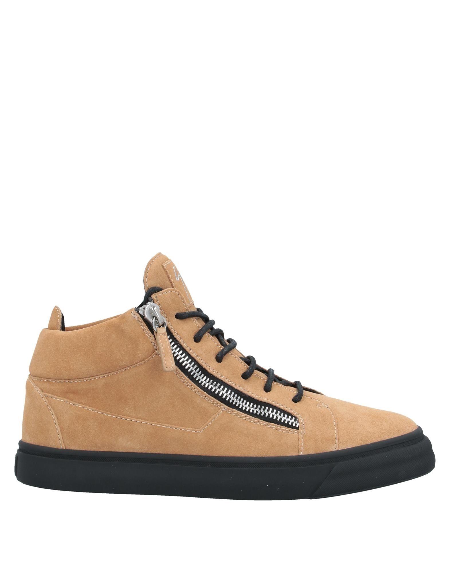 GIUSEPPE ZANOTTI Высокие кеды и кроссовки giuseppe zanotti высокие кеды и кроссовки