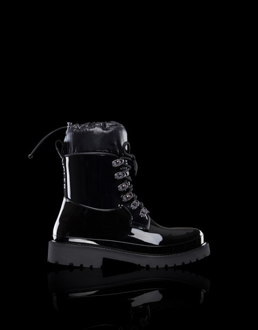 GALAXITE Black Shoes Woman