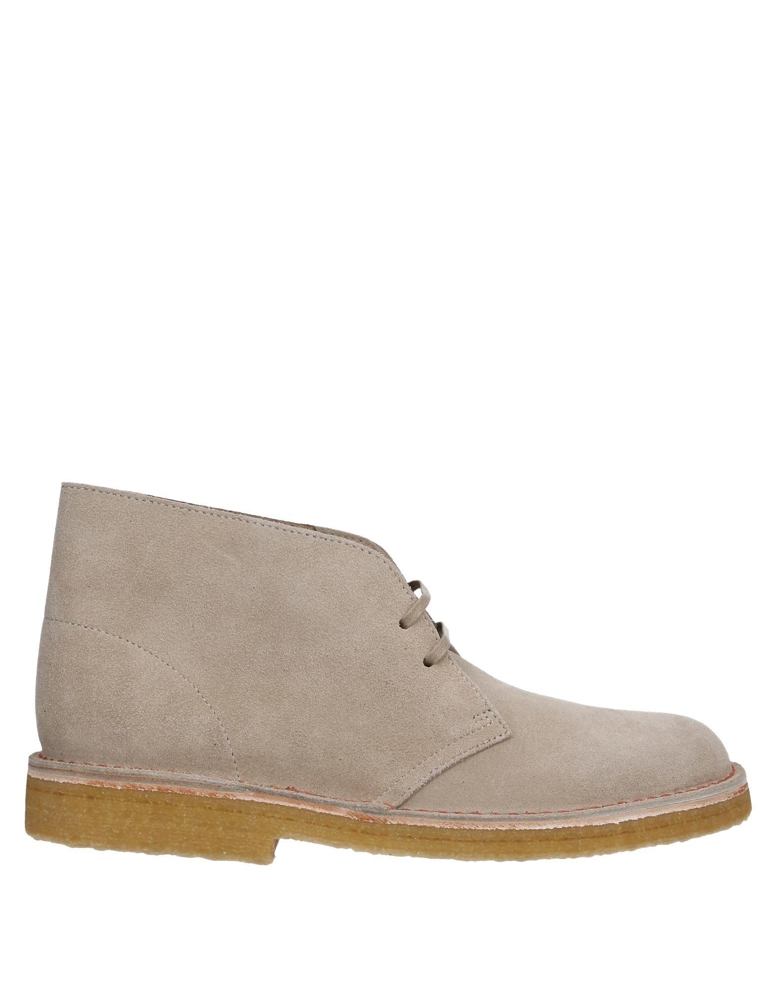 CLARKS ORIGINALS Полусапоги и высокие ботинки ботинки clarks clarks cl567ambuup1