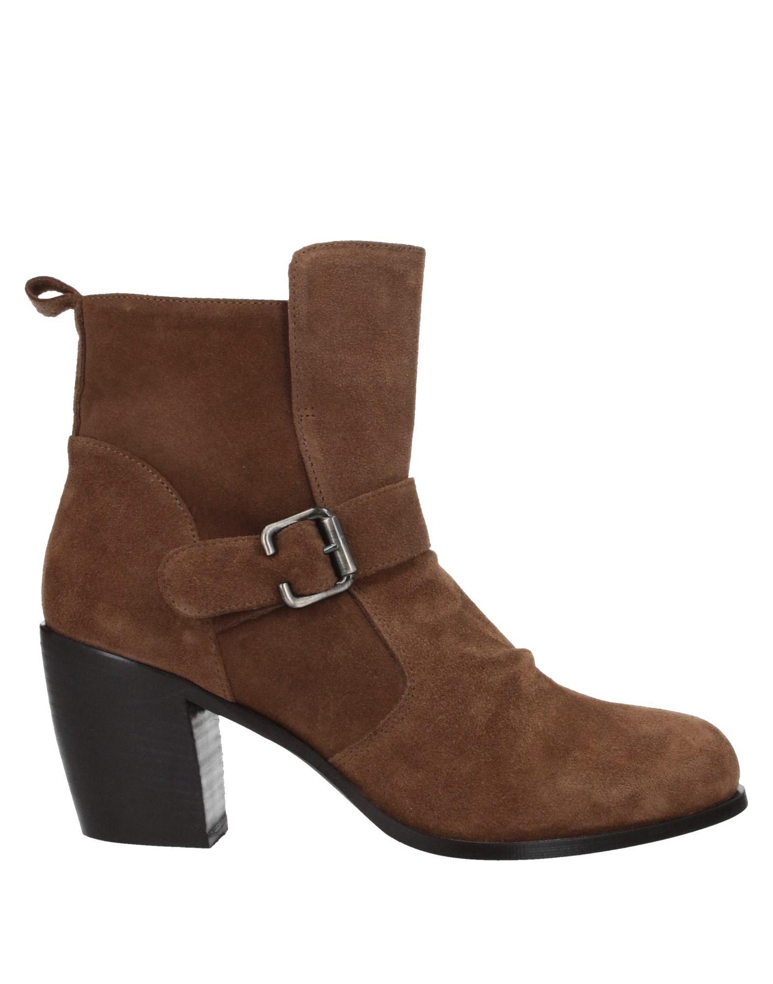ELENA DEL CHIO Полусапоги и высокие ботинки del carlo полусапоги и высокие ботинки