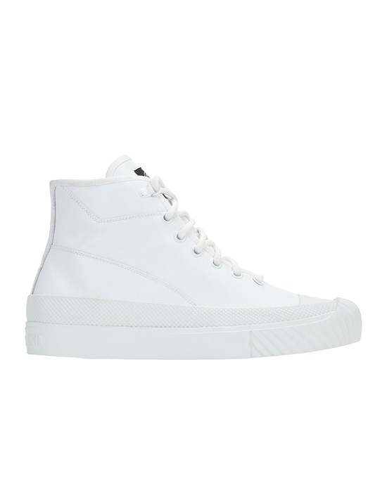 STONE ISLAND S0249 Shoe Man White