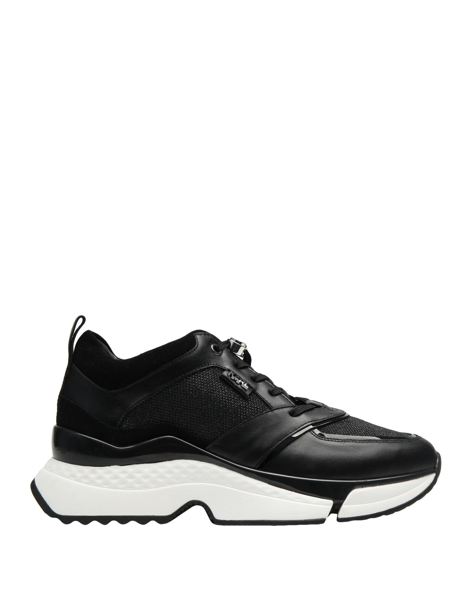 KARL LAGERFELD Низкие кеды и кроссовки fendi x karl lagerfeld низкие кеды и кроссовки