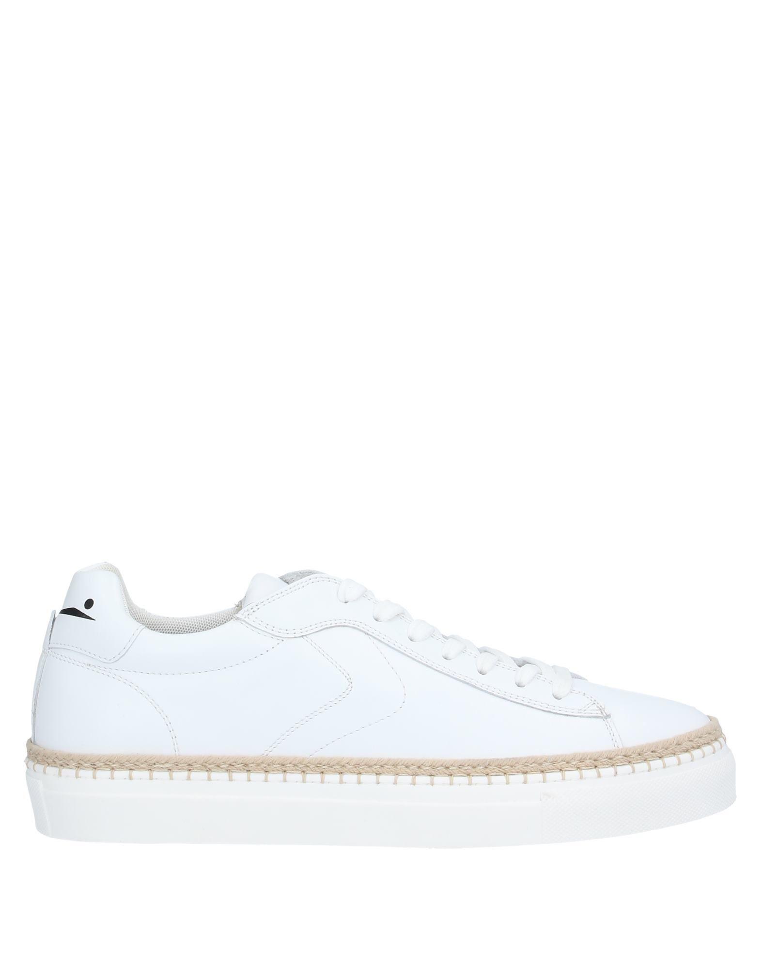 VOILE BLANCHE Низкие кеды и кроссовки voile blanche высокие кеды и кроссовки
